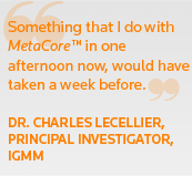 Dr. Charles Lecellier quote